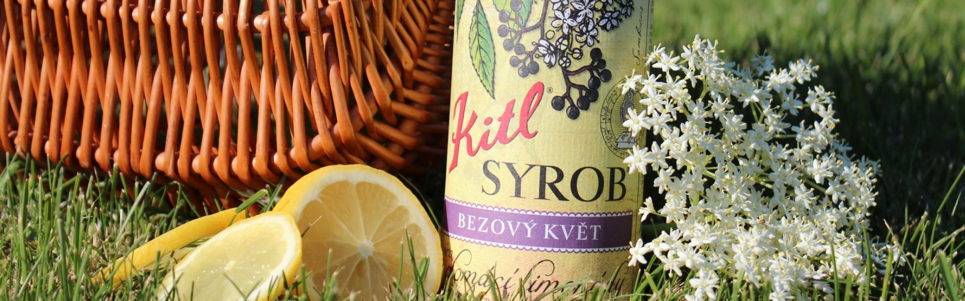 Elderflower syrup Kitl