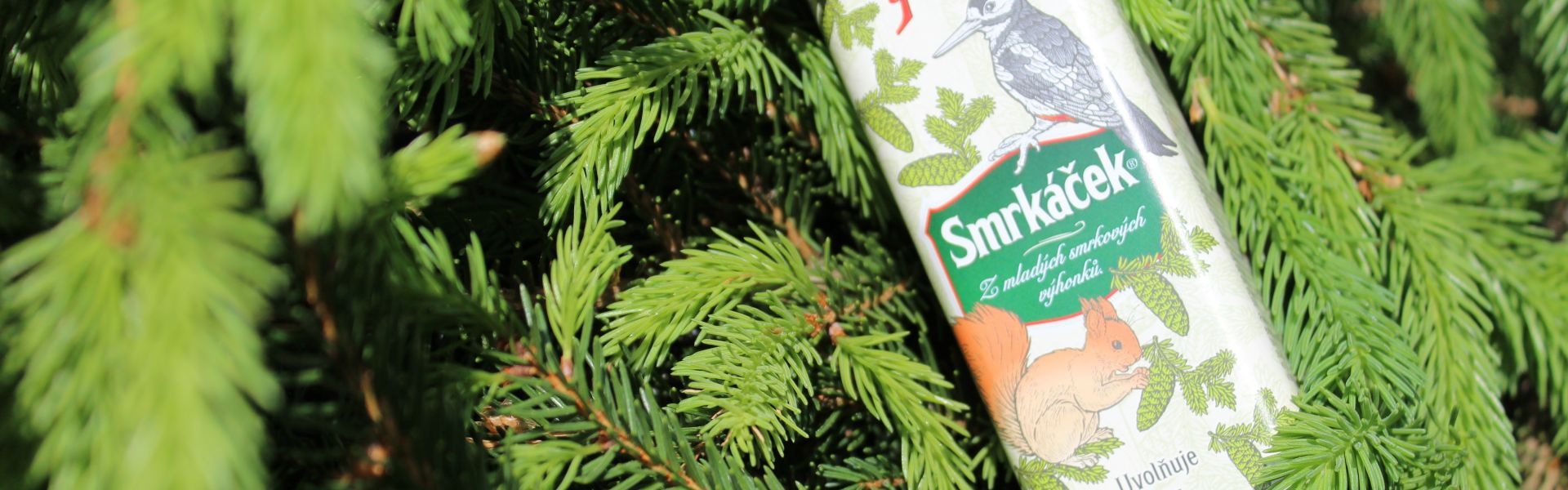Kitl Spruce Organic - Relaxes the nose!