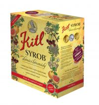Kitl Sour Cherry Syrup 5 l