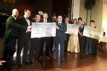 Kitl donated CZK 150,000 for the reconstruction of hospital rooms