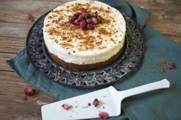 Ginger cheesecake Kitl