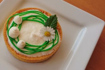 Mint tartlets Kitl