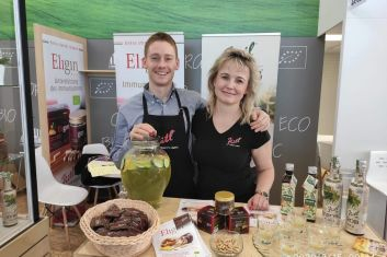 Kitl Cucumber and Eligin Organic at BIOFACH 2020