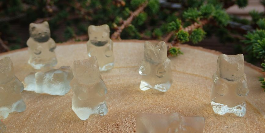 Cucumber gummy bears Kitl